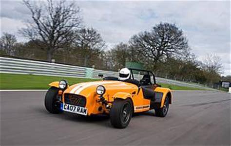 caterham school ranking car reviews caterham seven supersport the aa