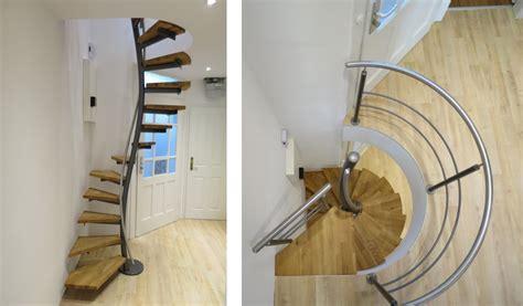 Treppen Auf Engstem Raum by Oberb 246 Rsch Design Plz 51515 K 252 Rten Raumspartreppe Mit