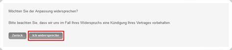 Musterbrief Widerspruch Zurücknehmen Preiserh 246 Hung Bei Drillisch Winsim Deutschlandsim U A
