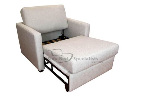 ottoman chair bed chair sofabed with timber slats sofa bed specialists