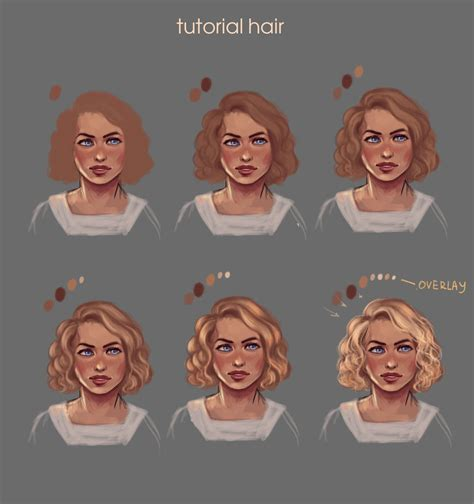 how to doodle in photoshop tutorial tutorial draw hair by veravoyna on deviantart