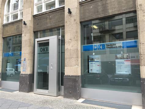 Dkb Filiale Berlin Konto Mit Kreditkarte