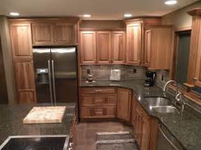 dining kitchen high quality quaker cabinets design