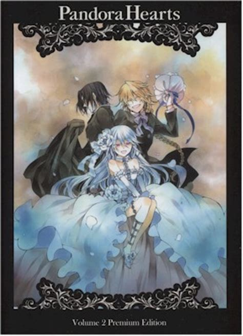 Pandora Hearts Volume 2 pandora hearts volume 2 premium edition anime review