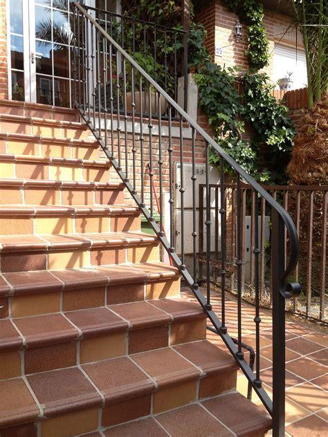 barandilla hierro barandillas para escaleras de hierro y forja en madrid