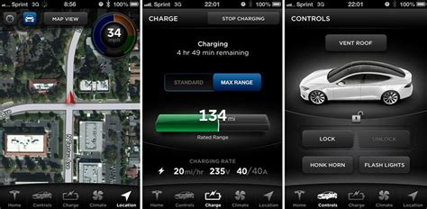 Tesla Mobile New Florence New Renaissance The Tesla Mobile App