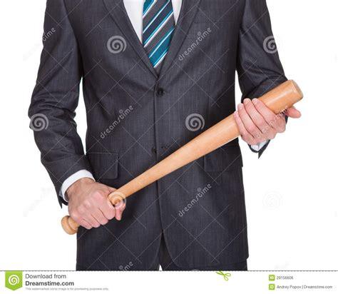 gangster film baseball bat gangster with baseball bat royalty free stock image