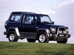 Daihatsu Rocky Se Daihatsu Rocky Wagon Se Turbo Diesel 1994 Parts Specs