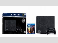 Sony PlayStation 4 Pro 1TB Kingdom Hearts III Limited ... Gamestop Ps4 Pro Bundle