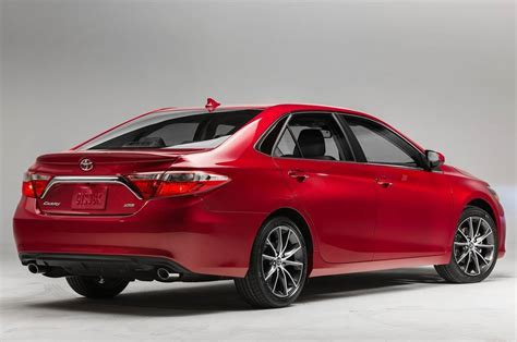 Toyota Xse 2015 Toyota Camry Xse Rear Photo On Automoblog Net