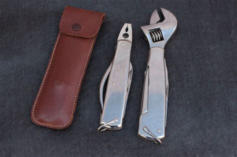 hoffritz knives vintage hoffritz ny germany wrench plier knives