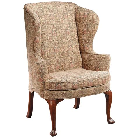 18th century antique reclining wing arm chair at 1stdibs irish 18th century wingback chair for sale at 1stdibs