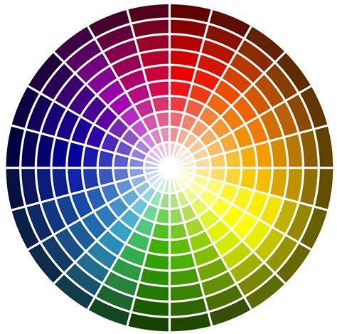 makeup color wheel creating a colour scheme crafty brides