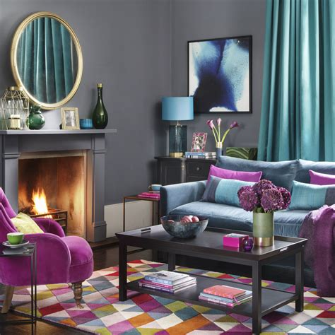 jewel tone living room how to decorate your home with jewel tones