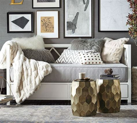 bedroom furniture pottery barn best 25 daybed bedding ideas on modern spare
