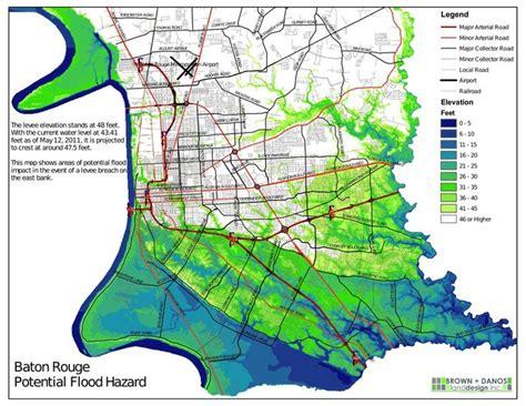 louisiana flood elevation map louisiana flood elevation map
