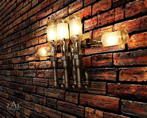 Plumbing Light Fixtures Let S Stay Cool Pipe Lighting Design