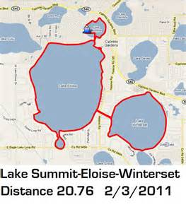 chain of lakes florida map winter chain of lakes lower chain of lakes report