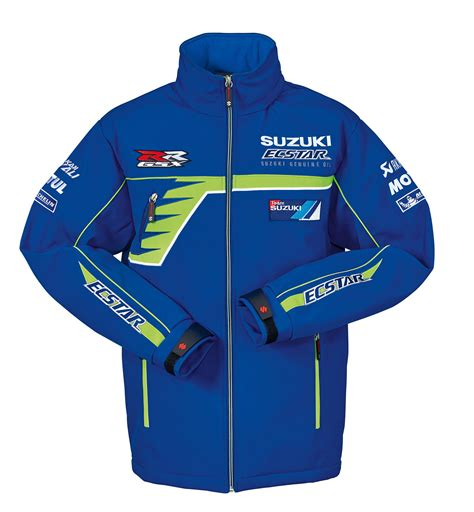 Suzuki Apparel New Product Team Suzuki Ecstar Apparel Bike Review