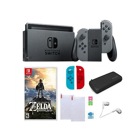 Nintendo Switch Gray 2 The Legend Of Dan 1 2 Switch nintendo gray switch bundle with accessory set and quot legend