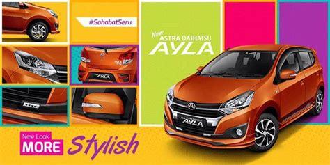 Lu Led Reflektor Bumper Belakang Toyota New Agya temukan perbedaan new toyota agya dan new daihatsu ayla autos id