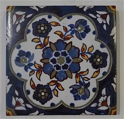 pattern tiles ebay antique tile with persian floral pattern by mosaic tile ebay