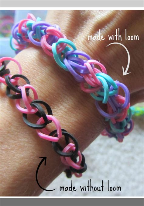 Cool Things To Make With Rubber Bands And Paper - the rainbow loom 5 reasons need it and parents