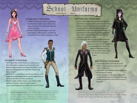 School For Evil 4 Soman Chainani the school for and evil the never handbook soman chainani k 246 nyv j 243 k 233 s rosszak