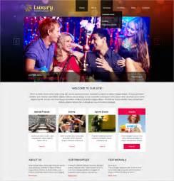 Event Planner Website Template 21 Event Website Themes Amp Templates Free Amp Premium