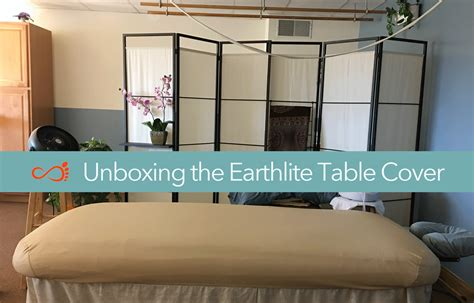 earthlite table cover unboxing earthlite table cover for