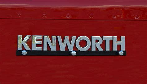 kenworth emblem kenworth emblem photograph by nick gray