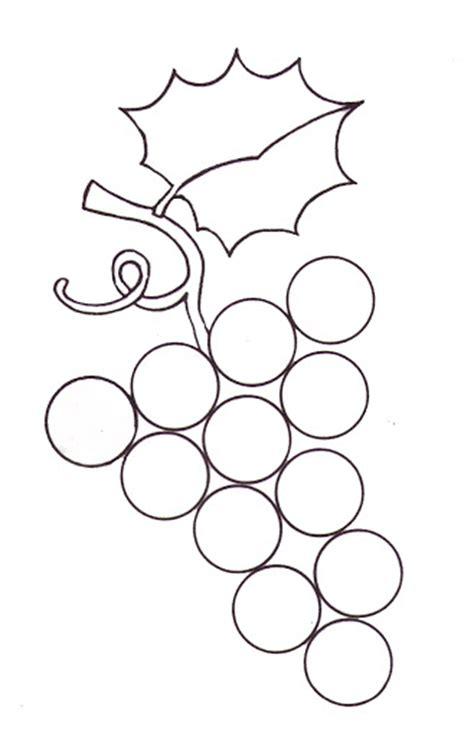 imagenes de uvas en foami manualidades con mis hijas los racimos de uvas en