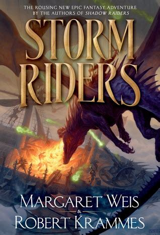 Shadow Rider Shadow Riders Novel A review shadow riders by margaret weis and robert krammes