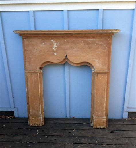 1930s fireplace mantel wood 1930s fireplace the o