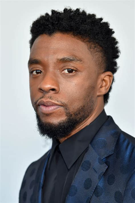 chadwick boseman chadwick boseman in blue at the independent spirit awards