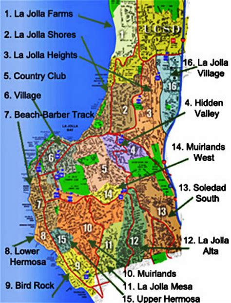 california map la jolla la jolla real estate search all la jolla homes condos