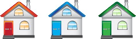 house vector free clipart best
