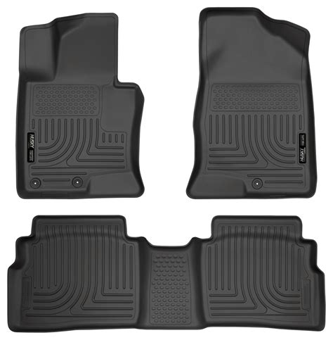 Husky Weather Mats by Husky Weatherbeater All Weather Floor Mats For Hyundai
