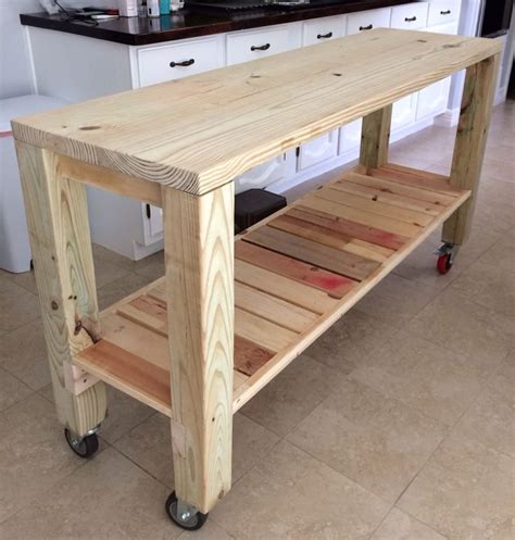 how to build a movable kitchen island how to build a movable kitchen island 28 images white