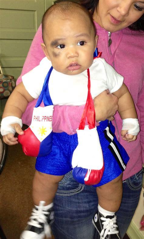 malosis halloween costume baby boxer halloween