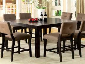 nice dining room sets top 26 nice pictures counter high dining room sets with a