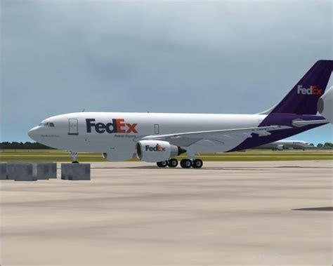 fedex colors fs2002 textures repaint fabulous a310 harald nehring fedex