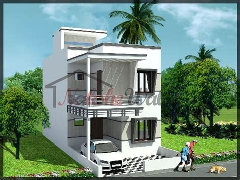 Front View Design Of Home by Small House Elevations Small House Front View Designs