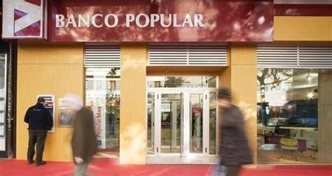 banca popular empleados de banco popular en albacete desconocen si se