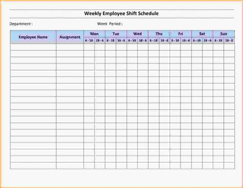 hourly employee schedule template 12 24 hour schedule template loan application form