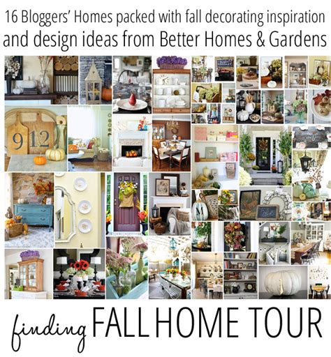 summer decorating ideas finding home farms fall decorating ideas finding fall home tours wrap up