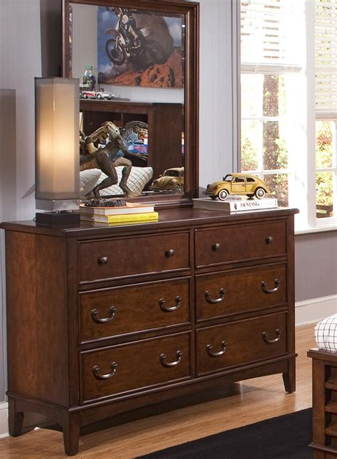 couch chelsea liberty furniture chelsea square youth 628 ybr dm 6 drawer