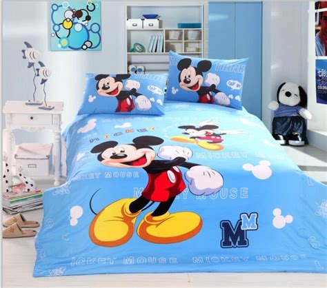 Bedroom Licious Mickey Mouse Print Bedding Set Mickey Mouse Bedding Stunning Mickey Mouse Comforter