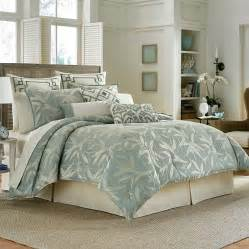 Tropical Themed Bedspreads - tommy bahama bamboo breeze comforter set from beddingstyle com