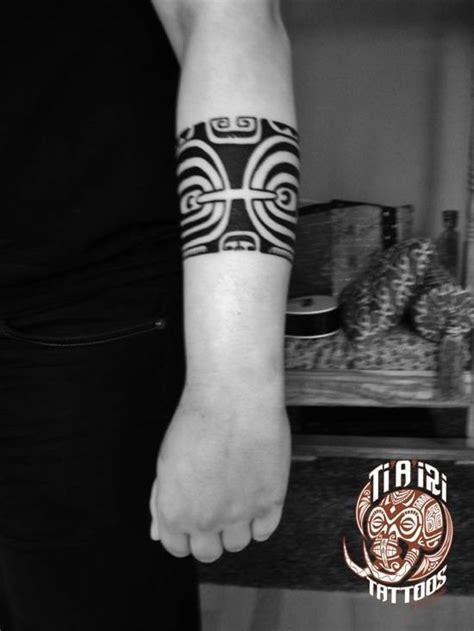 ti tattoos polynesian armband tattoos ti a iri polynesian tattooti
